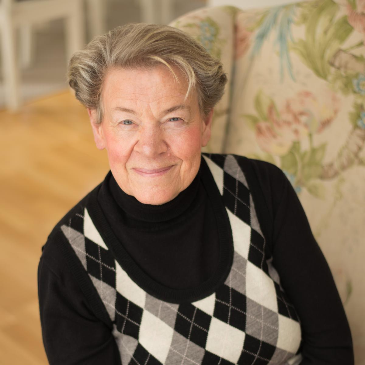 Alfhild Aanensen, Sandvika menighet